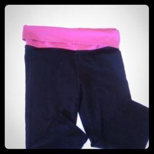 🌟 PINK WOMEN YOGA PANTS